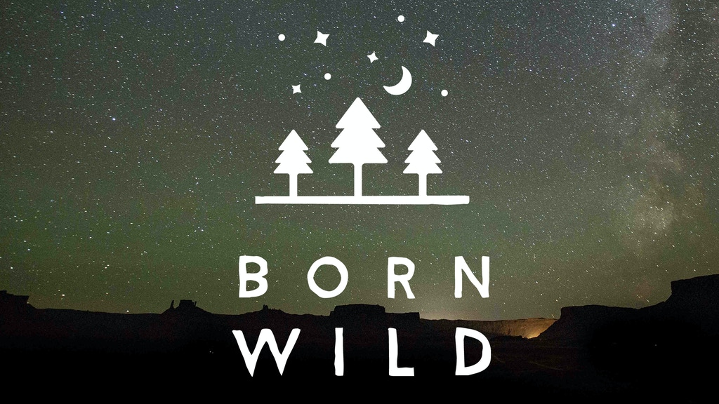 Born Wild: An Adventure Film About Motherhood project video thumbnail