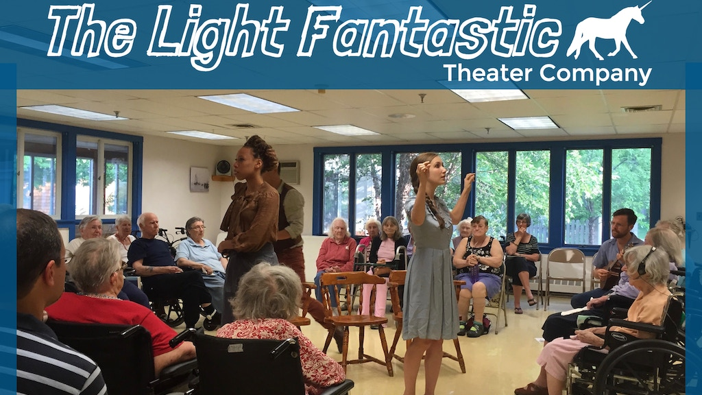 The Light Fantastic: Theater for Non-Traditional Audiences project video thumbnail