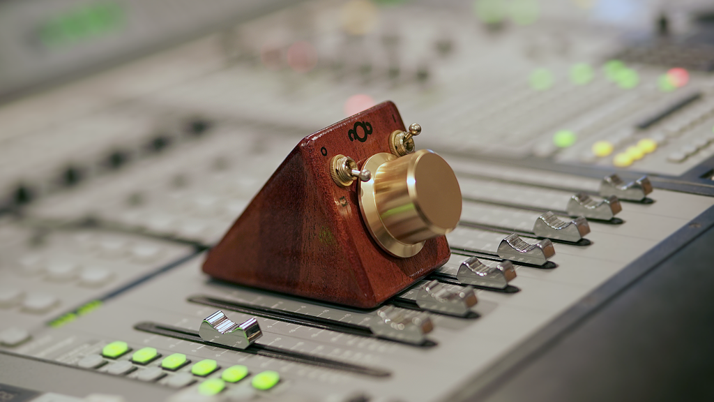 nOb - One knob controls it all project video thumbnail
