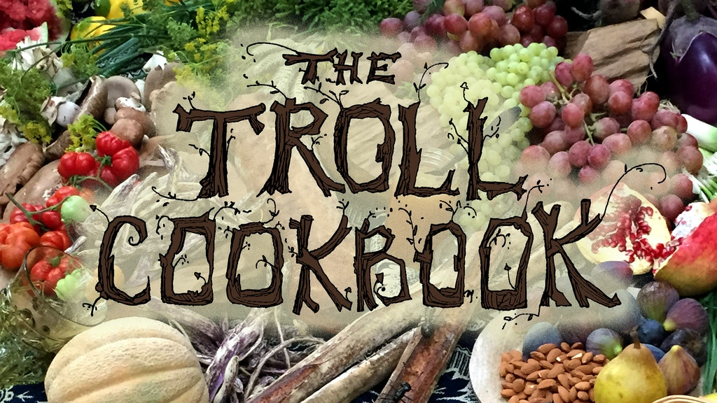 The Troll Cookbook project video thumbnail