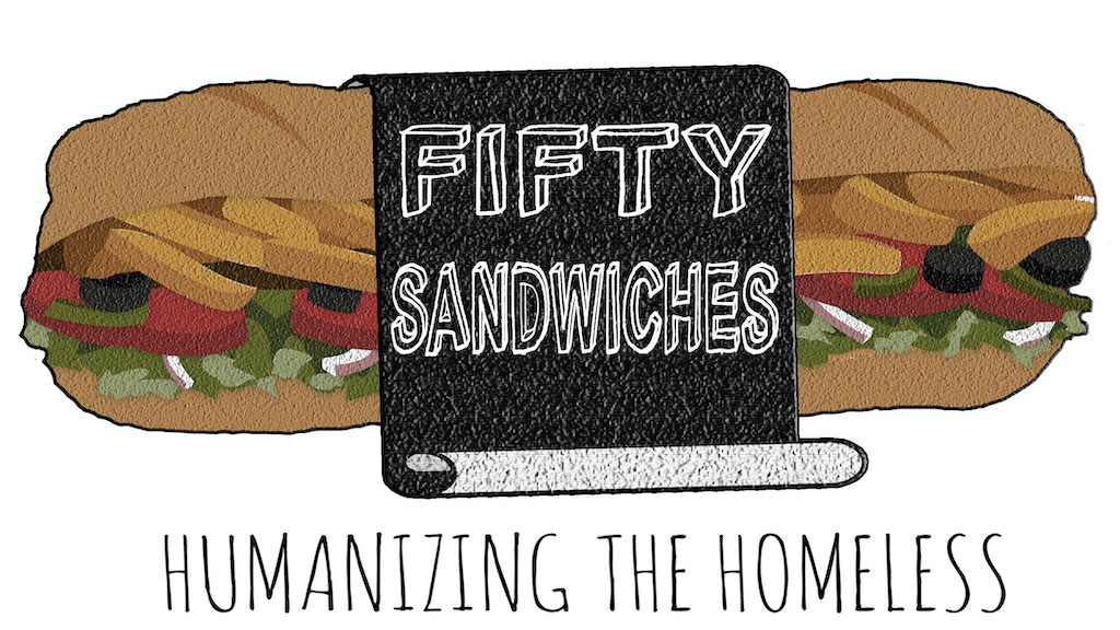 Fifty Sandwiches project video thumbnail