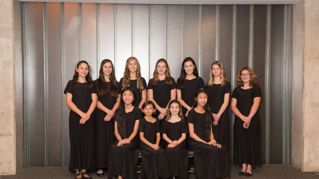 The Canticum Novum Youth Choir's Recording Project project video thumbnail