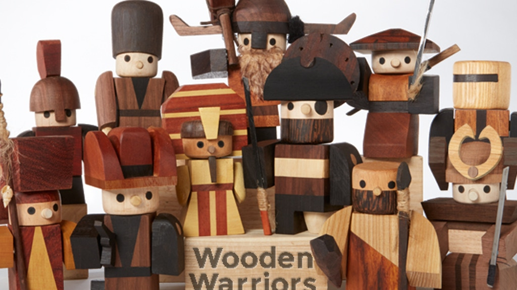 Project image for Wooden Warriors (Canceled)