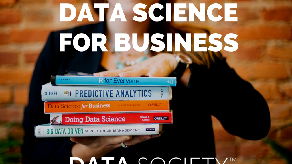 Data science for business project video thumbnail