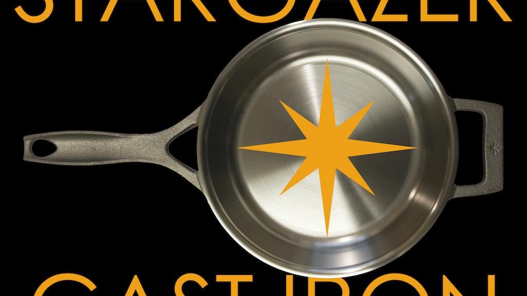 Stargazer Cast Iron 10.5-Inch Skillet project video thumbnail