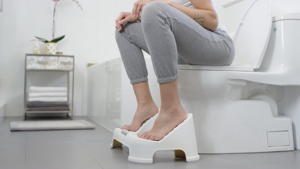 TURBO Footstool - A Bathroom Must Have for Better Health project video thumbnail