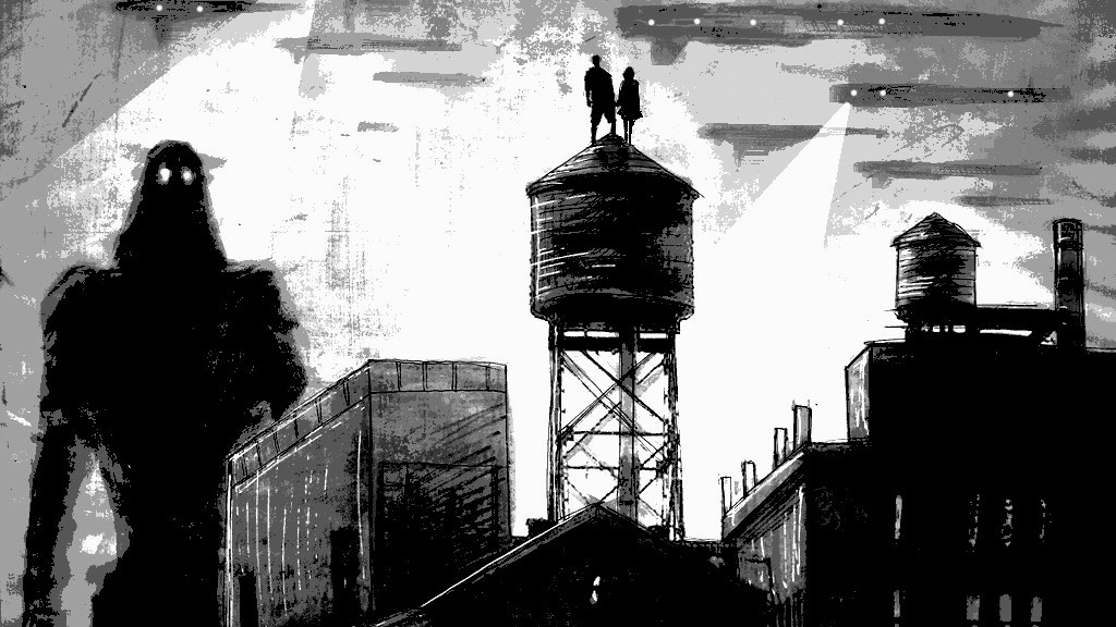 Gamut Magazine: Neo-noir, speculative, literary fiction. project video thumbnail