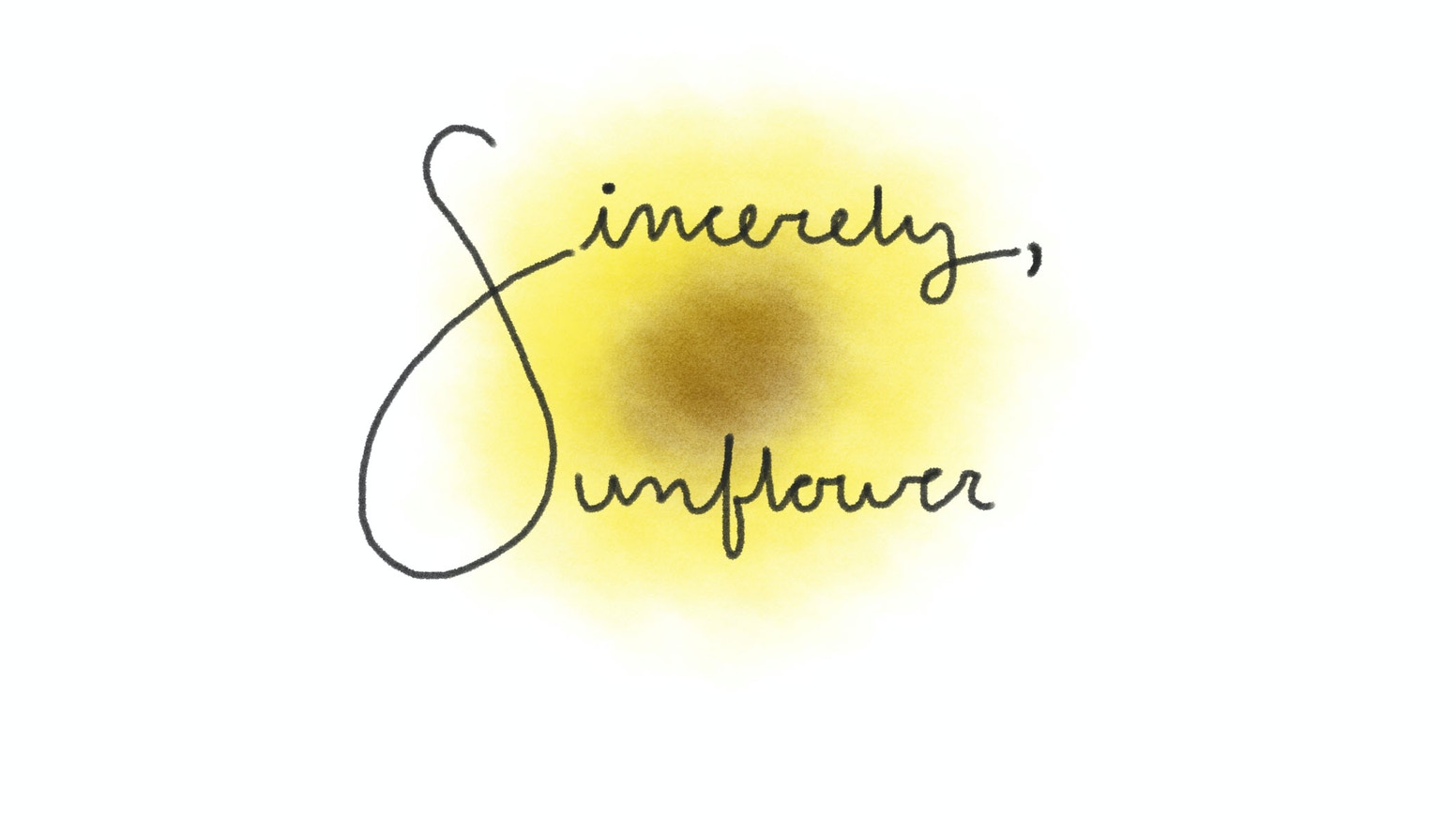Sincerely sunflower bringing greeting cards back in style by sincerely sunflower bringing greeting cards back in style m4hsunfo