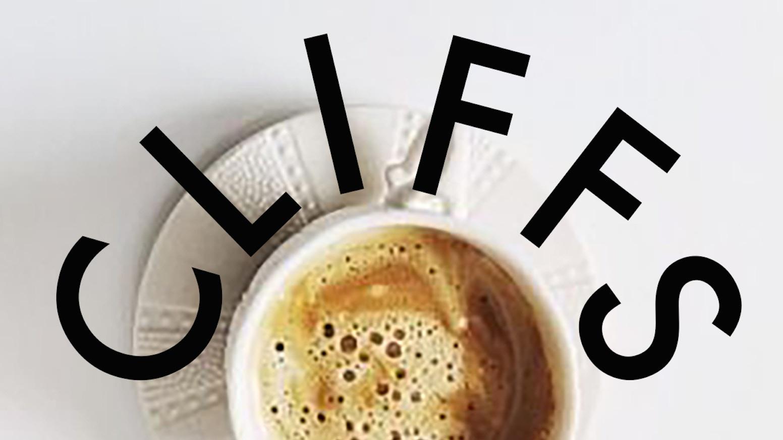 Cliffs Margate Coffee Records Yoga Hair By Kier Muddiman Ed Warren Kickstarter