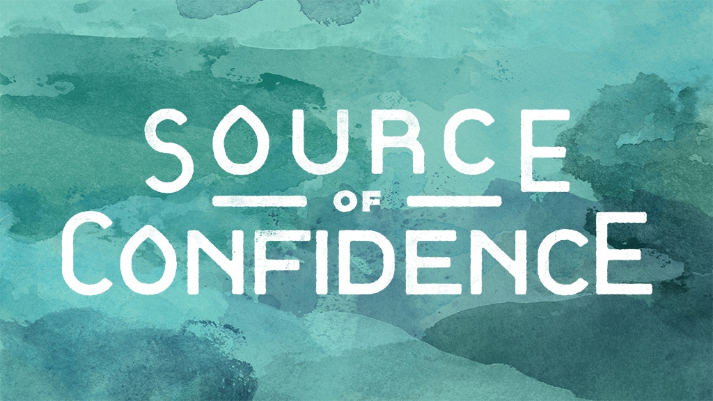 Source of Confidence project video thumbnail