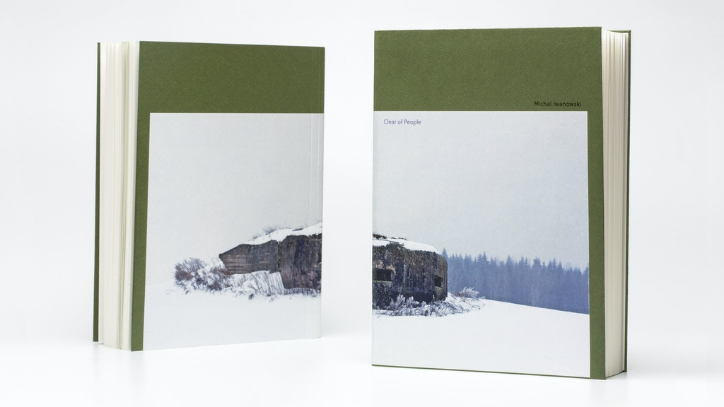 Clear of People — A photobook by Michal Iwanowski project video thumbnail