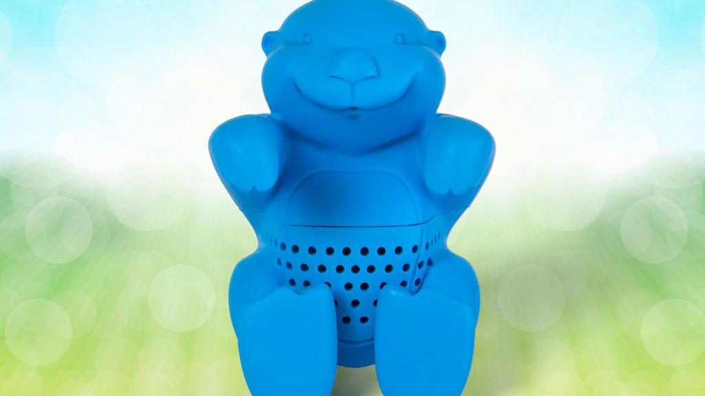 The Tea Otter Tea Steeper - Make the Cutest Tea on Earth project video thumbnail