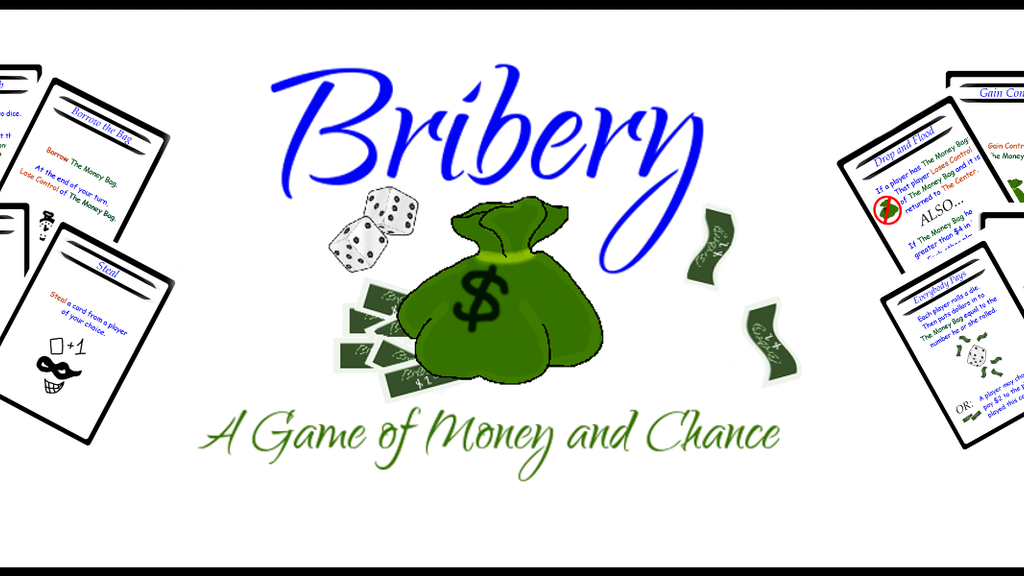 Project image for Bribery: A Game of Money and Chance