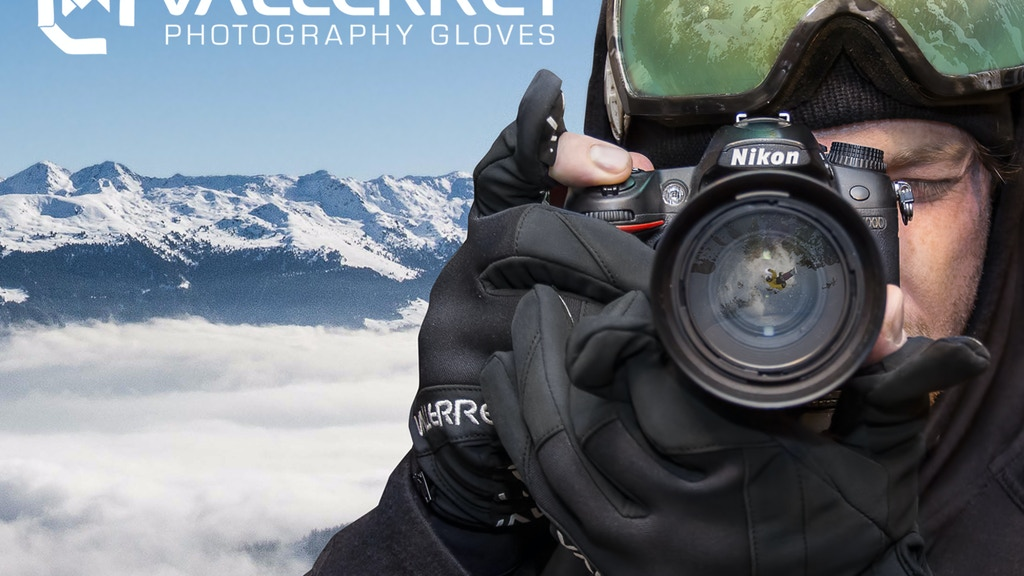 Photography Gloves: Extend your session in style project video thumbnail