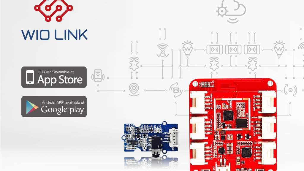 Wio Link - 3 Steps. 5 Minutes. Build Your IoT Applications! project video thumbnail