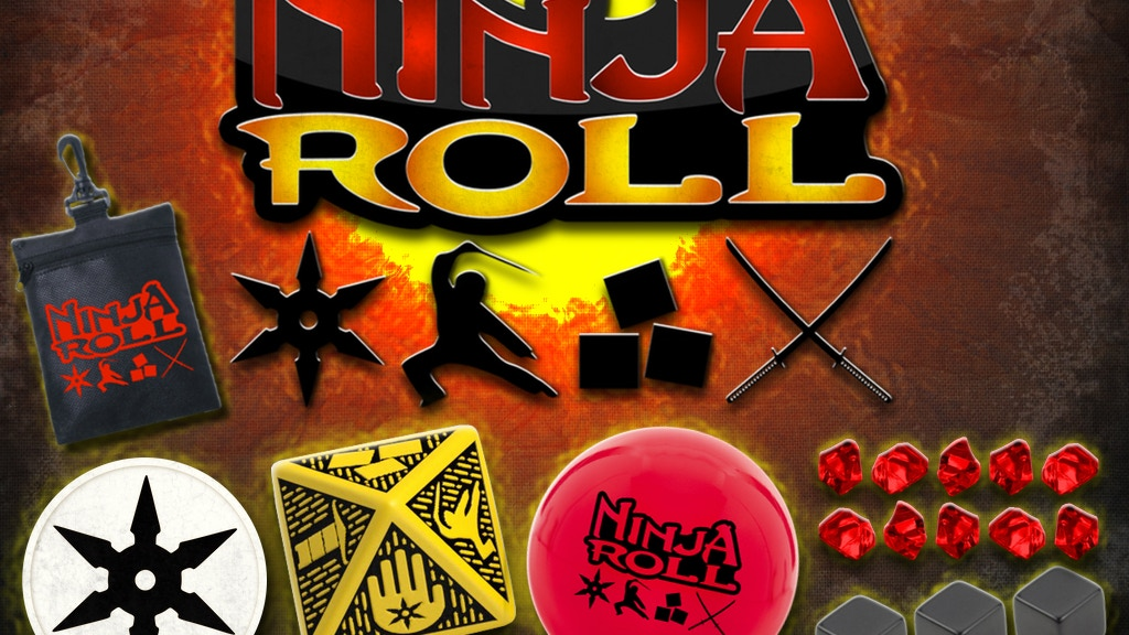 Ninja Roll project video thumbnail