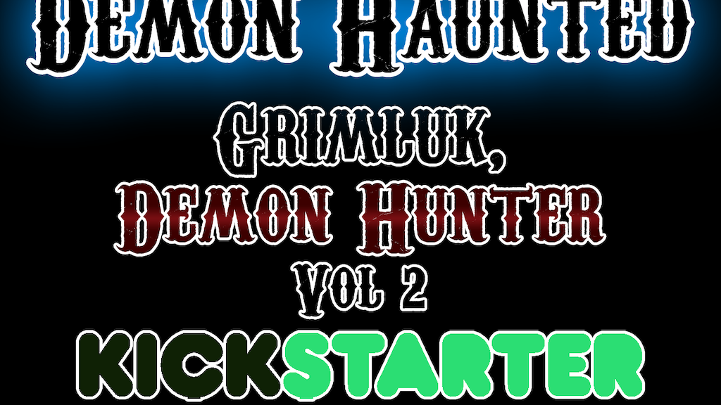 Project image for Demon Haunted