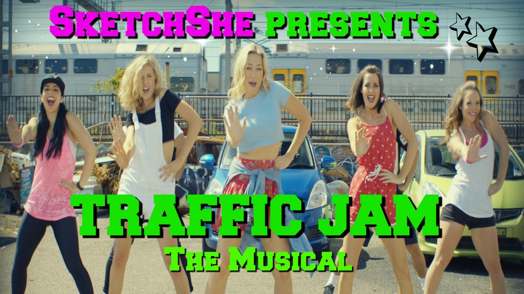 Traffic JAM - The Musical project video thumbnail