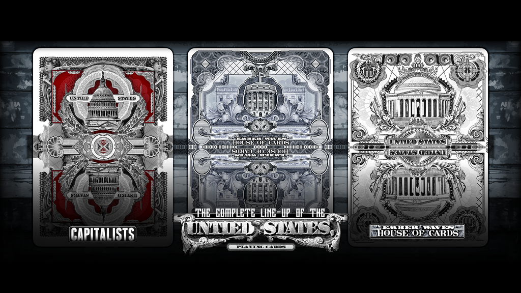 "UnTied States ""House Of Cards"" by Ember Waves (USPCC) project video thumbnail"