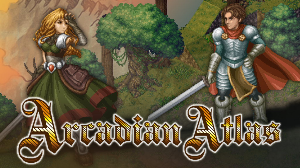 Arcadian Atlas - Tactical RPG Inspired by Classics project video thumbnail