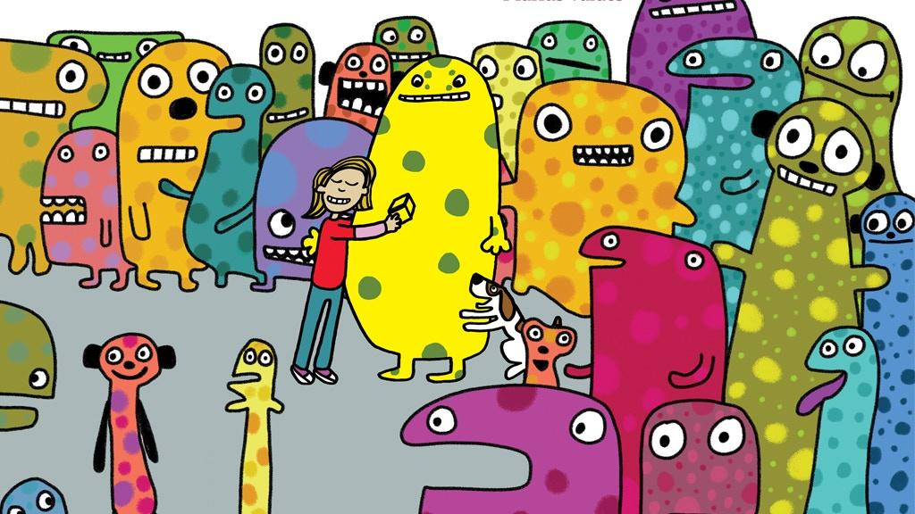The Secret Species Children's Book project video thumbnail
