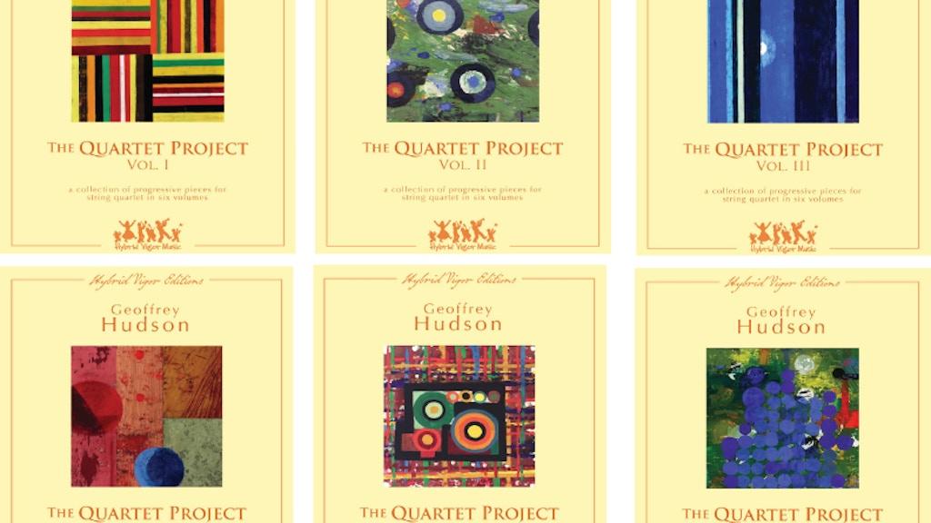 The Quartet Project - Publication project video thumbnail