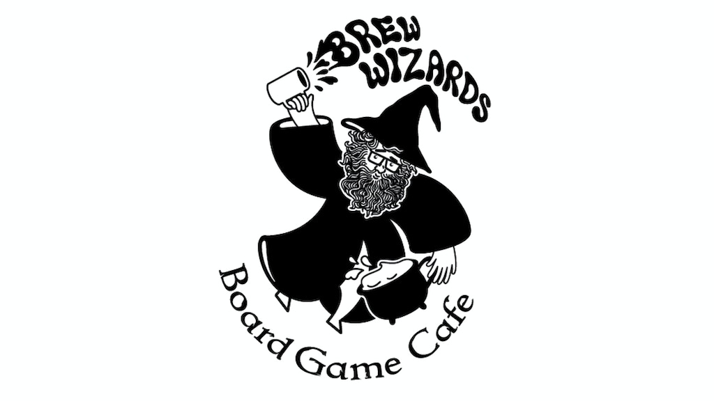 Brew Wizards Board Game Cafe by Brew Wizards — Kickstarter
