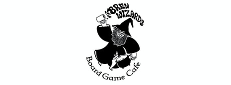 Brew Wizards Board Game Cafe Menu