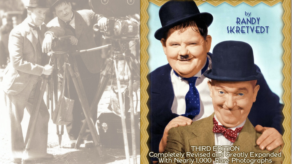 Laurel & Hardy: The Magic Behind the Movies–Special Edition project video thumbnail