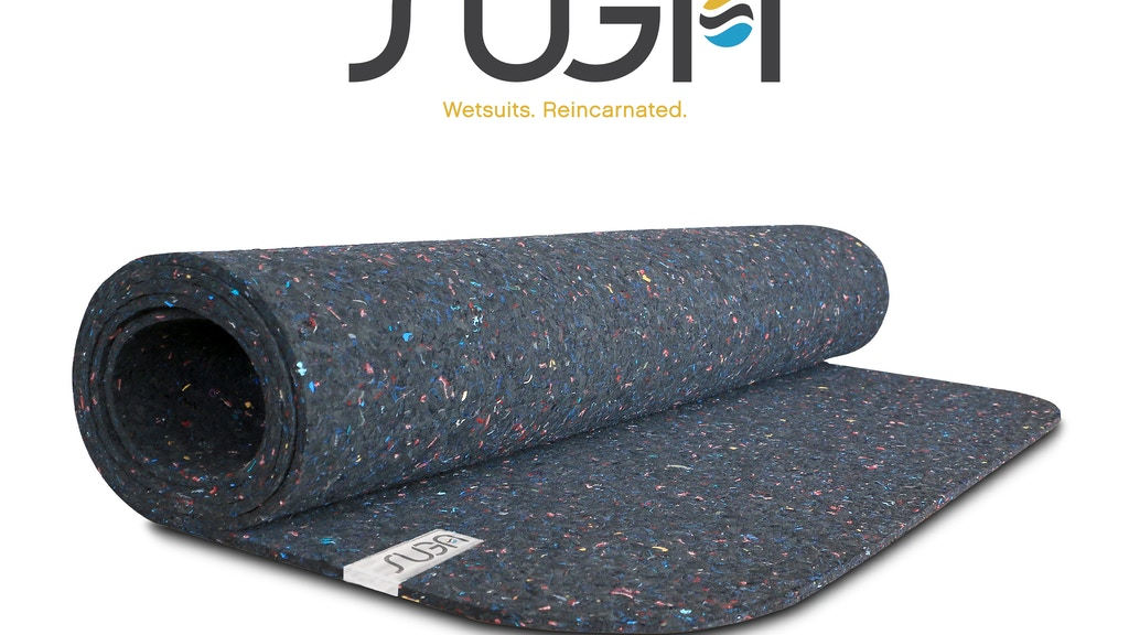 SUGA - Yoga Mats Made from Recycled Wetsuits project video thumbnail