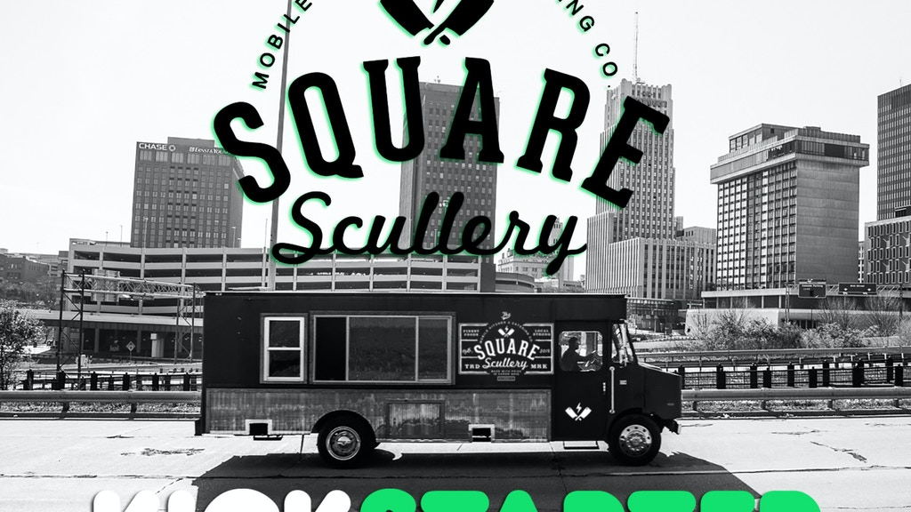 The Square Scullery Food Truck project video thumbnail