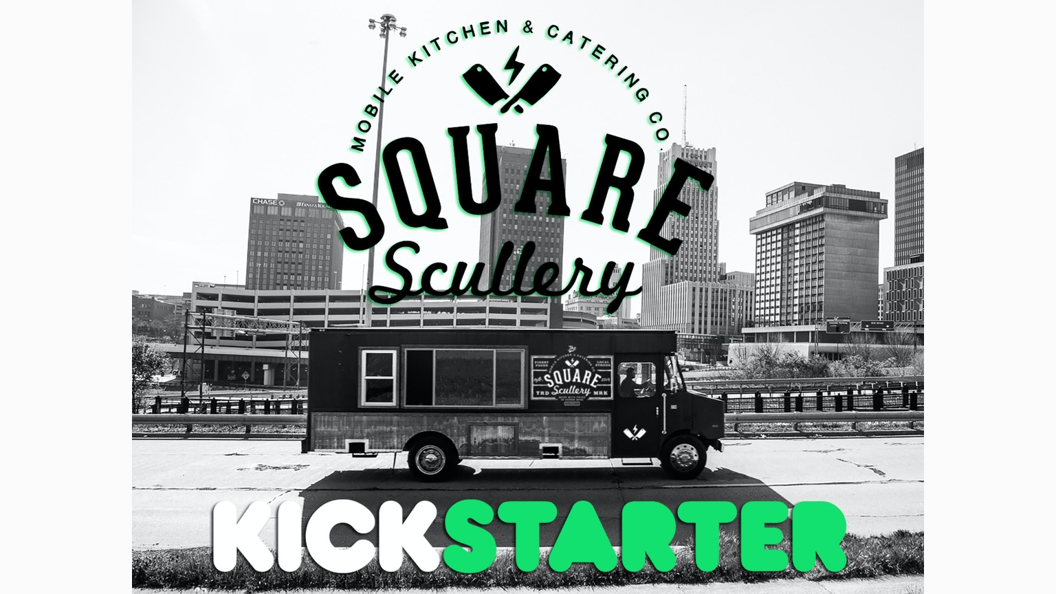 Square Scullery Food Truck