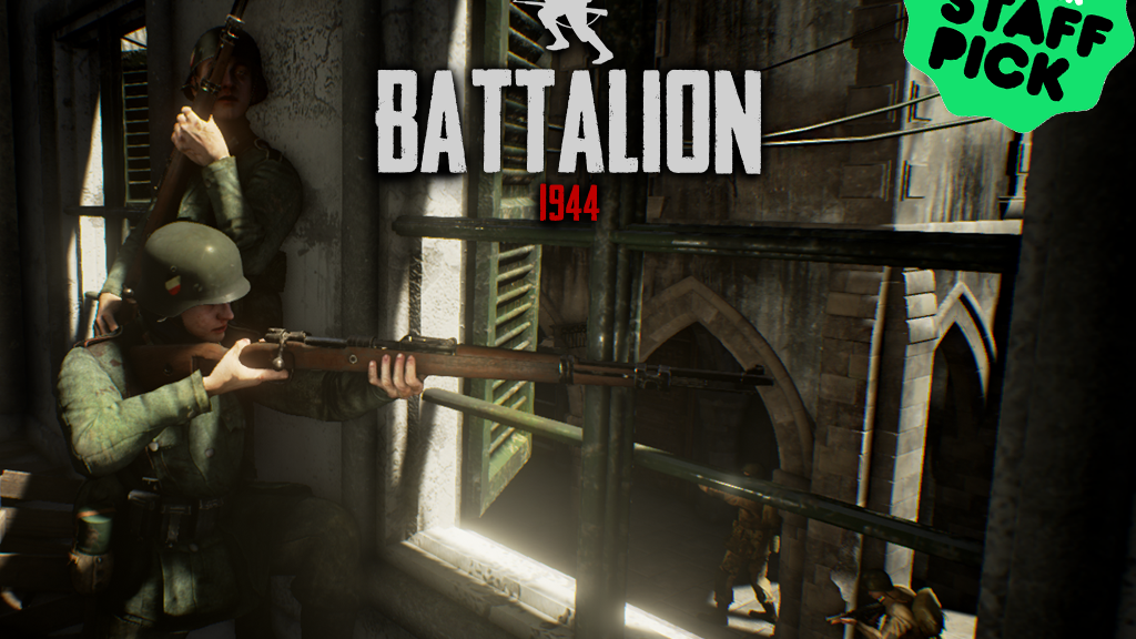 Battalion 1944 Pc Xb1 Ps4 By Bulkhead Interactive Kickstarter
