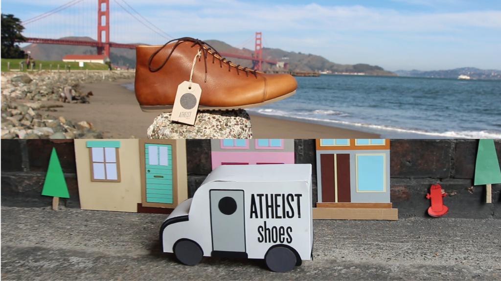 ATHEIST Shoes Mobile Shop across the USA project video thumbnail