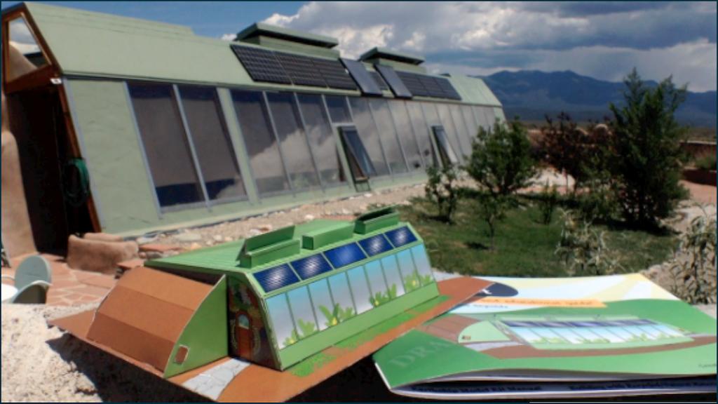Earthship Model Kit project video thumbnail