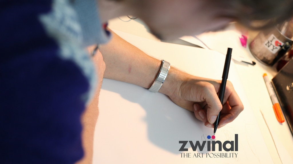 Zwinal - The Art Possibility, the first of its kind. project video thumbnail