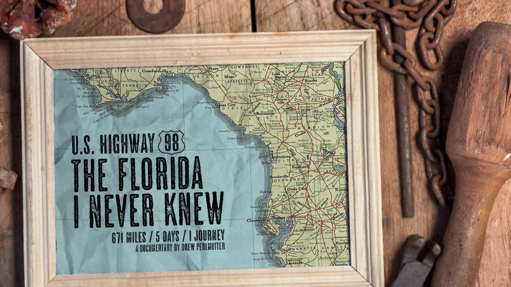 US Highway 98, The Florida I Never Knew - Motorcycle Journey project video thumbnail