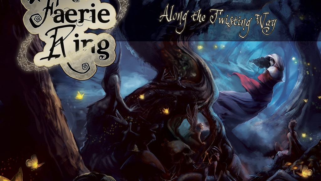 The Faerie Ring for Pathfinder Roleplaying Game and 5E project video thumbnail