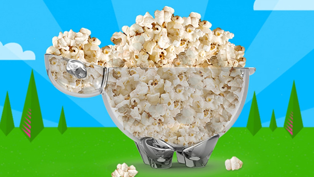 SHEEPOPCO - The Happiest Popcorn Bowl! project video thumbnail