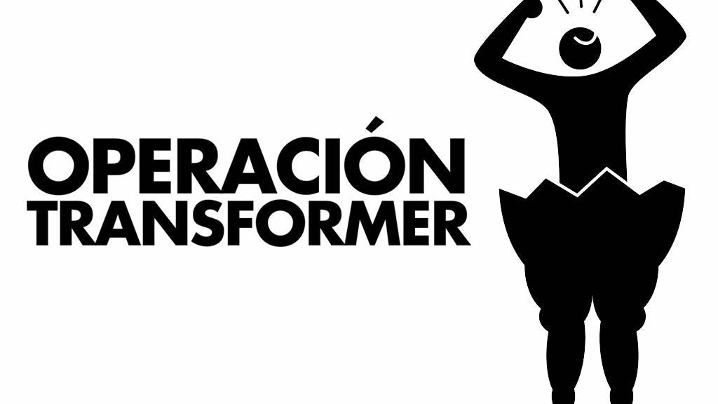 Operación Transformer project video thumbnail