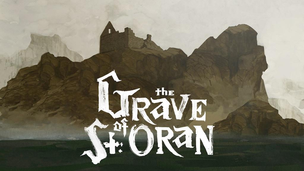 The Grave of Saint Oran: A Neil Gaiman Animation project video thumbnail