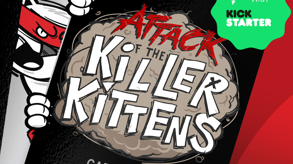 Attack of the Killer Kittens project video thumbnail