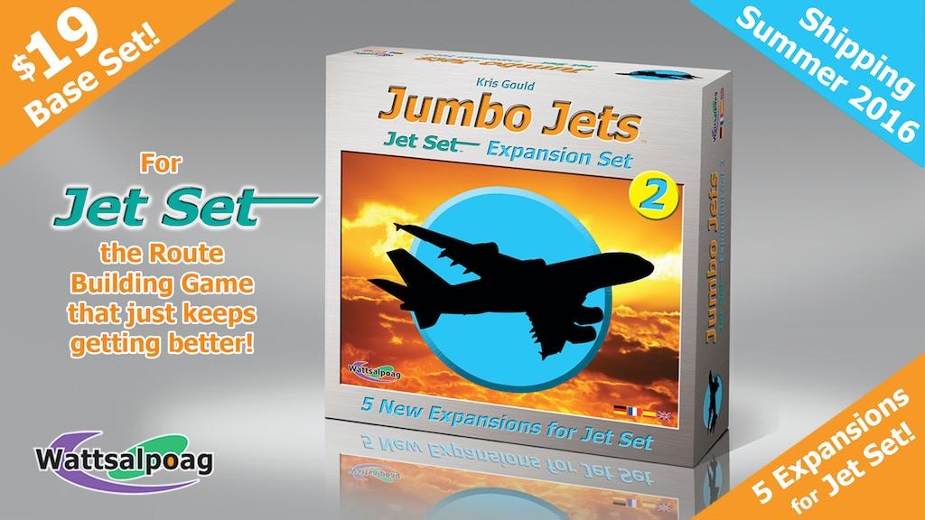 Jumbo Jets - Jet Set Expansion Set #2 project video thumbnail