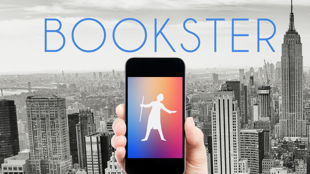 Bookster™ Mobile App for Actors project video thumbnail
