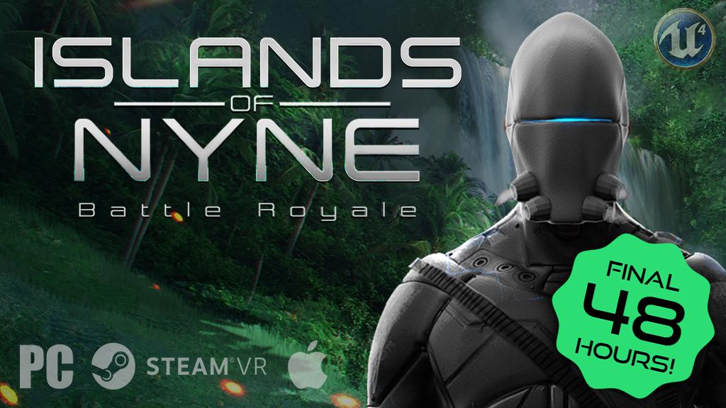 Islands of Nyne: Battle Royale Project-Video-Thumbnail