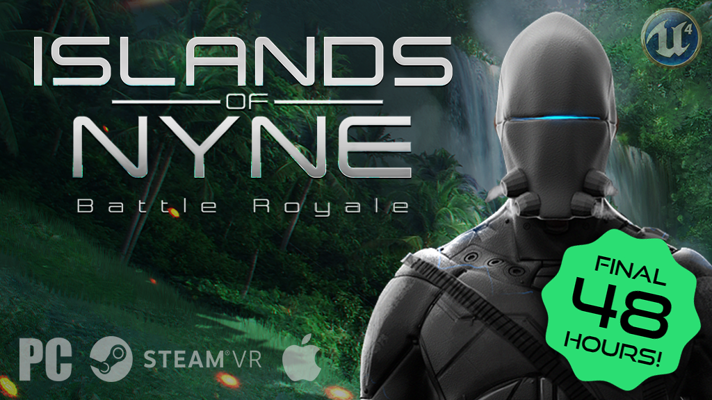 Islands of Nyne: Battle Royale project video thumbnail
