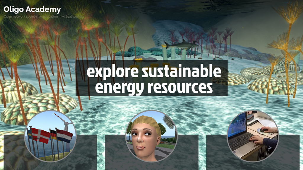"""Project image for """"Energy Matters"""" - A 3D Learning Tool by Oligo Academy"""