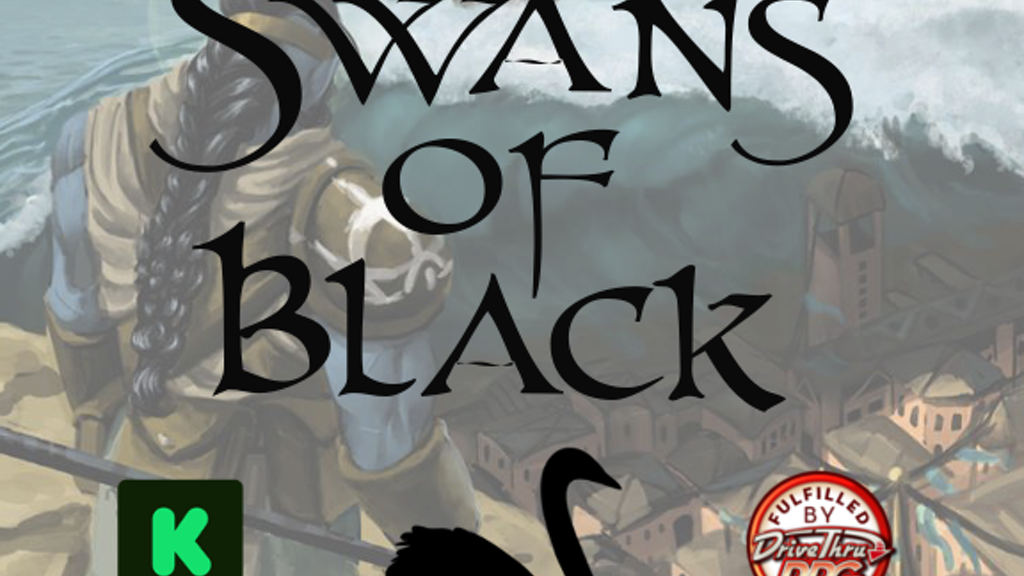 Swans of Black project video thumbnail