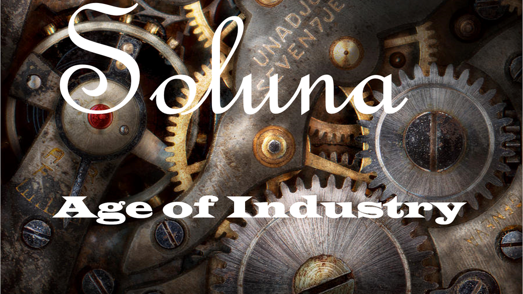 Project image for Soluna:Age of Industry (Canceled)