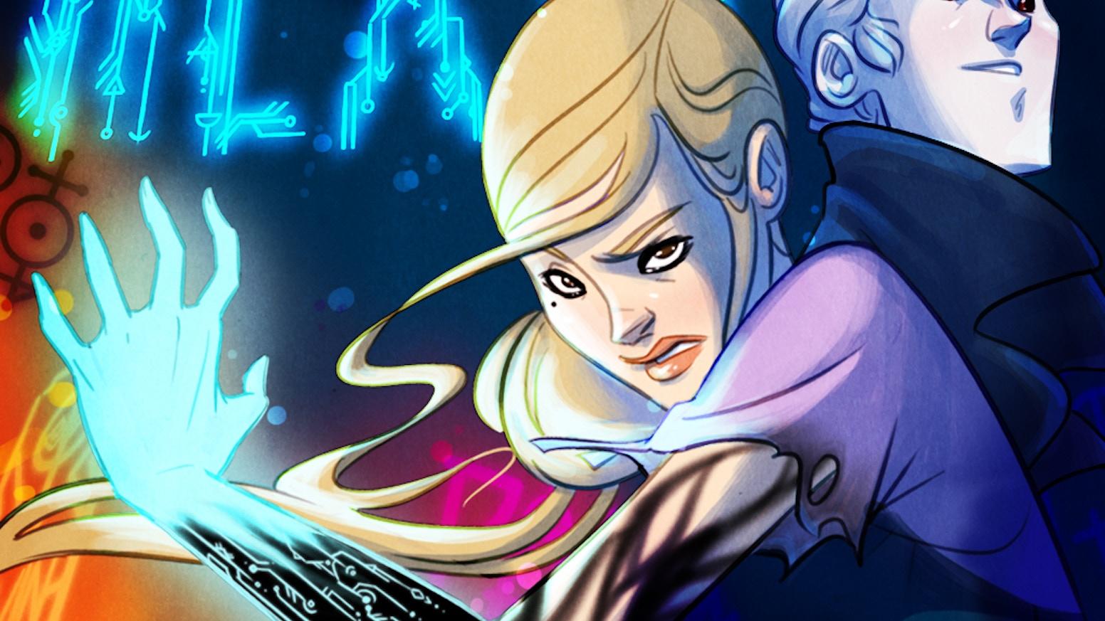 Hex11: Volume One. The Magic Age Rises.
